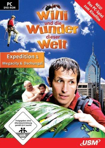 Willi und die Wunder dieser Welt-Expedition 1 - Megacity & Dschungel (DVD-ROM)