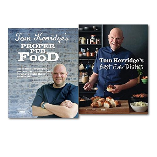 tom kerridge cookbook,lose weight for good collection best ever delicous dishes collection set, (lose weight for good ,tom kerridge's best ever dishes and tom kerridge's proper pub food)