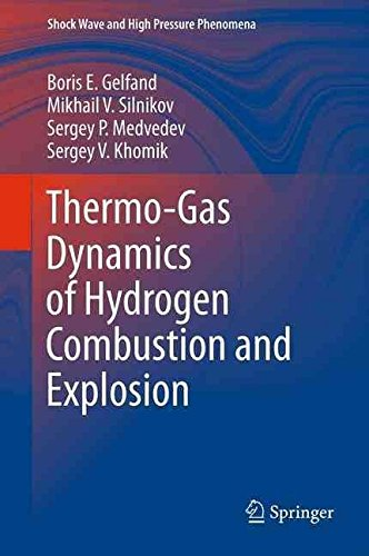 [(Thermo-Gas Dynamics of Hydrogen Combustion and Explosion)] [By (author) Boris E. Gelfand ] published on (April, 2014)