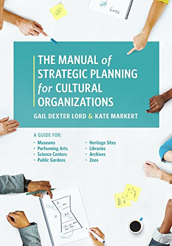 The Manual of Strategic Planning for Cultural Organizations: A Guide for Museums, Performing Arts, Science Centers, Public Gardens, Heritage Sites, Libraries, Archives and Zoos (English Edition) por Gail Dexter Lord