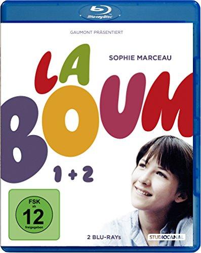 Bild von La Boum - Teil 1+2 [Blu-ray]