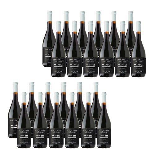 Maçanita As Olgas - Rotwein - 24 Flaschen