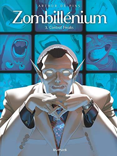 Zombillénium - tome 3 - Control Freaks par De Pins