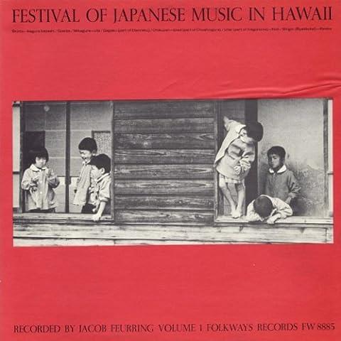 Vol.1-Festival of Japanese Mus