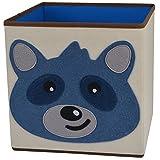 Tumama giocattolo petto Storage Bin per organizzare i bambini e giocattoli per bambini, giocattoli del cane, vestiti, libri, pieghevoli cesti regalo per bambino cesto
