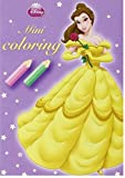 Disney Princesses : Mini Coloring