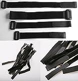 Cinghie in per zaino sgancio rapido 5x100cm (2 pezzi)