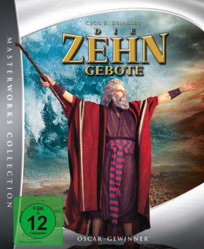 Bild von Die zehn Gebote (Digibook) [Blu-ray]