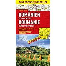 Roumanie Rep.Moldavie Euro Ma