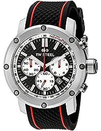Reloj De Pulsera Unisex TW Steel–Grandeur Tech 48mm de TS2
