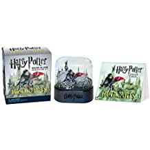 Harry Potter Hogwarts Castle Snow Globe and Sticker Kit (Miniature Editions)