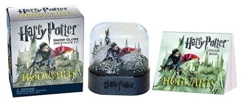 s Castle Snow Globe and Sticker Kit (Miniature Editions) ()