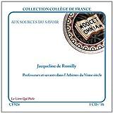 Professeurs et Savants Dans l'Athènes du Veme Siecle 1 CD