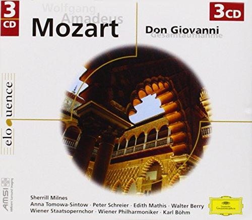 Mozart: Don Giovanni (Gesamtaufnahme) (Sherrill Music John)