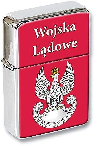 Wojska Lądowe ( Polen Armee ) Klapp Anzünder -