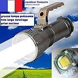Best 500 lampes de poche LED - Grosse Lampe torche pour les balades nocturne, CREE Review