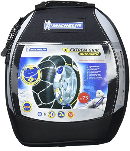 Michelin -  N°73 - Chaînes Neige Extrême Grip Automatique