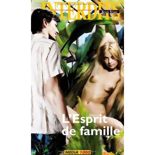L'esprit de famille (Les Interdits t. 381)