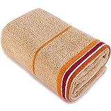 towelzhu Handtuch Heimtextilien Baumwolltuch 1 Beladenes Haushaltshandtuch Für Erwachsene Mit Weichem, Saugfähigem Reinigungstuch, 34 × 72 cm