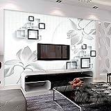 Tapete Experten TV-Hintergrund Wand Papier Tapete, modernes minimalist3dthe Stereo Wohnzimmer Schlafzimmer Wanddekoration, mit Video-Nahtlose cloth3dmurals.