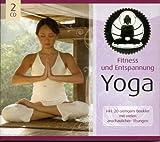 Yoga Fitness und Entspannung 2CD plus 20 seitigem Booklet mit vielen anschaulichen Übungen.