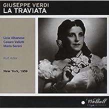 Albanese, Valletti, Sereni / A - Verdi: La Traviata (1959)