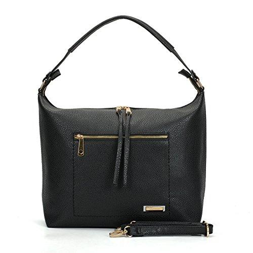 Sally Young ,  Mädchen Damen Tasche schwarz