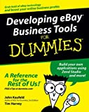 Best For Dummies Ecommerce Softwares - Developing eBay Business Tools For Dummies Review