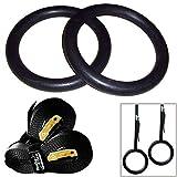 Gymnastik Ringe Für Olympisches Crossfit Training Stärke System von BODYCORE FITNESS ®