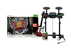 Guitar Hero 6: Warriors of Rock - Full Band Bundle (Xbox 360)