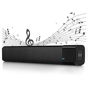 Taotronics Bluetooth Lautsprecher Stereo Speaker Amazon