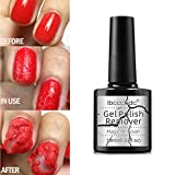 Magic Nail Polish Remover, Volwco Burst Nail Remover scoppiare in 3-5 minuti, facilmente e rapidamente, non danneggiare le unghie, smalto gel smalto per unghie smalto per unghie Soak Off Nai