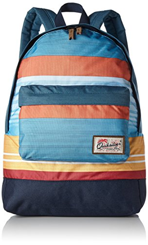 Quiksilver Poster, Zaino Uomo, Nasturticm Everyday Stripes, M