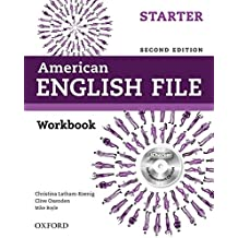American English File Starter: Workbook with iChecker (American English File Second Edition)