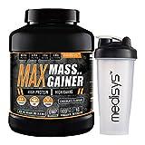 Medisys Max Mass Gainer 3Kg-Chocolate [F...