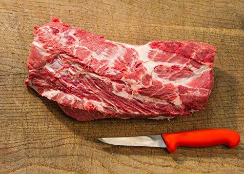 Schweinenacken ohne Knochen - 2800 g Stück