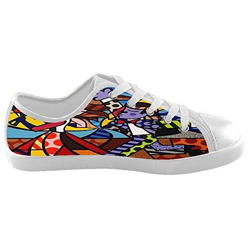 Dalliy Romero Britto Kids Canvas shoes Schuhe Footwear Sneakers shoes Schuhe B