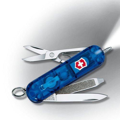 Victorinox Signature Lite 0.6226.T2   Navaja suiza (7 funciones), color azul