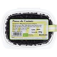Bionsan Biogoret Pasas de Corinto - 6 Paquetes de 200 gr - Total: 1200 gr