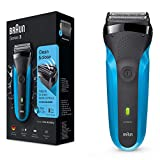 Braun Series 3 310s Wet and Dry Electric Shaver for Men/Rechargeable Electric Razor