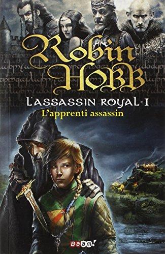 L'Assassin royal, Tome 1 : L'app...