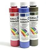 fix 2000 Vollton- und Abtönfarben schokobraun 0,75 Liter