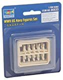 Figurines WWII US Navy Figures Set