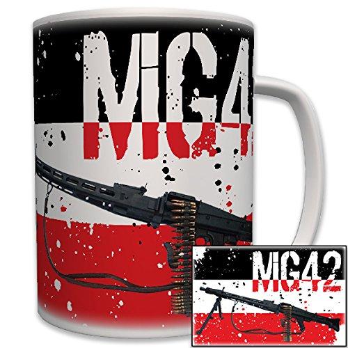 MG 42 Maschinengewehr 42 WK2 Militär Deutschland - Tasse Becher Kaffee #6246