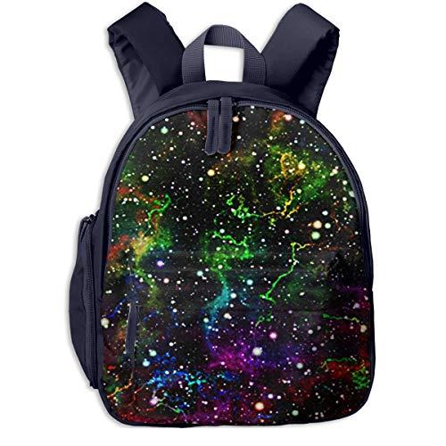 Kinderrucksack Kleinkind Jungen Mädchen Kindergartentasche Boden Keramik Stück Patchwork Plain Backpack Schultasche Rucksack