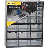 Stanley 1-93-981 - Caja de almacenamiento con 39 compartimentos