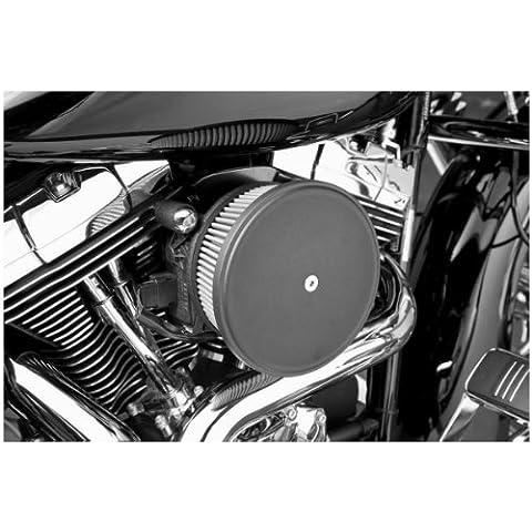 Filtro aria Arlen Ness Big Sucker stage 2 nero per Harley Davidson XL 91-13