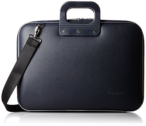 bombata-classic-briefcase-43-cm-15-liters-navy-blue