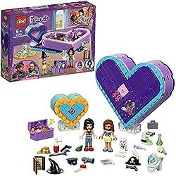 LEGO Friends - Pack dell'amicizia Scatola del cuore, 41359