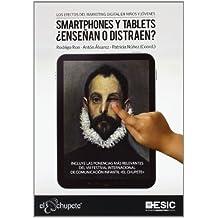Los Efectos Del Marketing Digital En Niños Y Jóvenes. Smartphones Y Tablets ¿Enseñan O Distraen? (Libros profesionales)